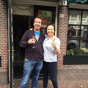 De Koekop, te Leiden